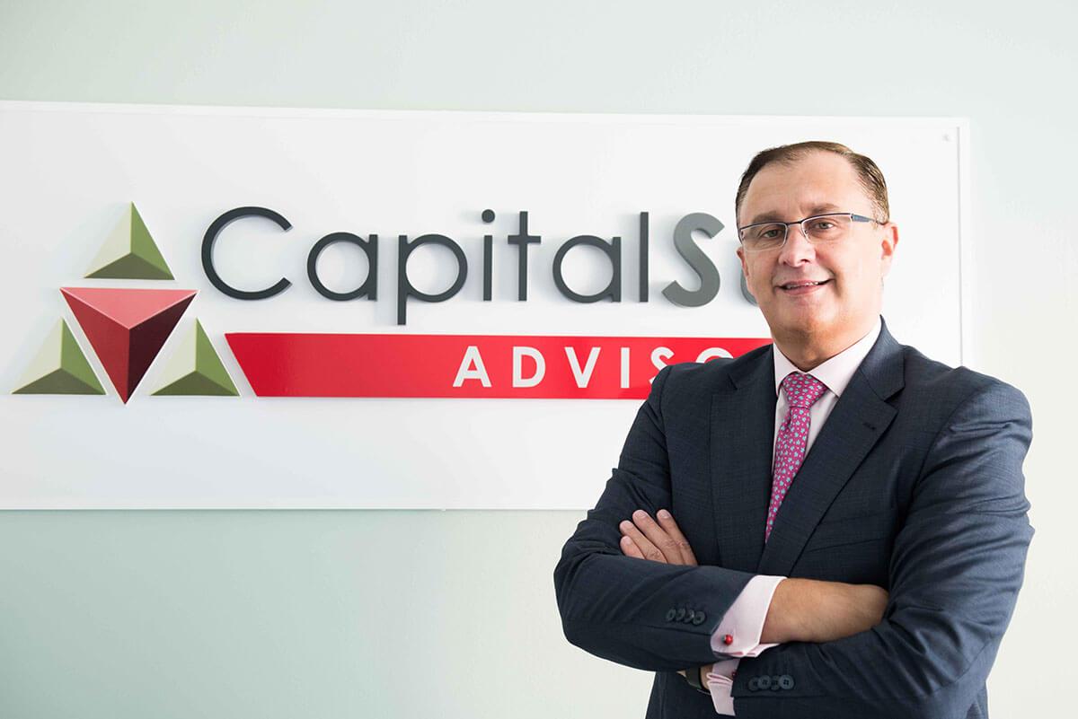 Historia Capitalsur Advisors
